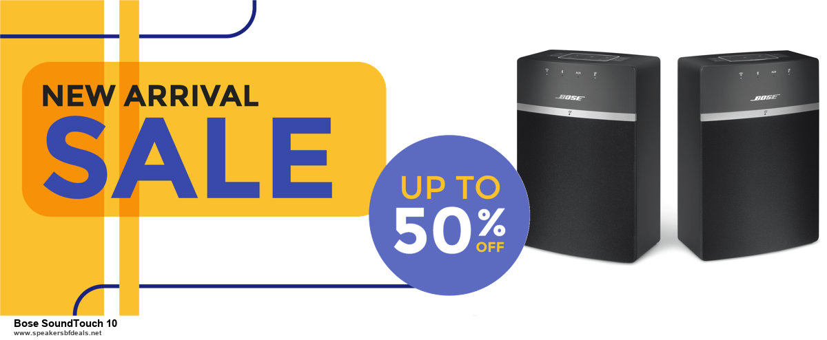 5 Best Bose SoundTouch 10 Black Friday Deals [Up to 30% Discount]   2020