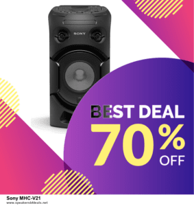 13 Best Sony MHC-V21 After Christmas Deals Deals [Up to 40% OFF] | 2020