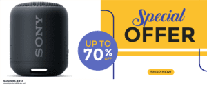 11 Best Sony SRS-XB12 Black Friday Deals & Coupons | 2020