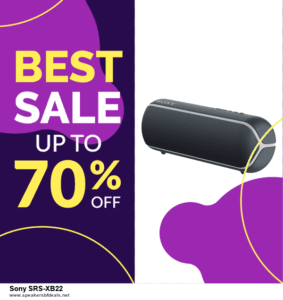 13 Best Sony SRS-XB22 After Christmas Deals Deals [Up to 40% OFF] | 2020