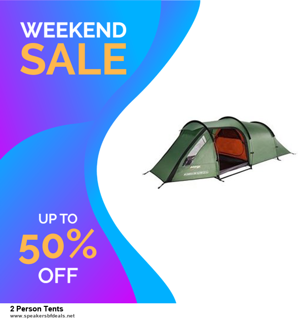 Top 10 2 Person Tents Black Friday 2020 and Cyber Monday Deals