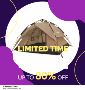Top 10 2 Person Tents After Christmas Deals