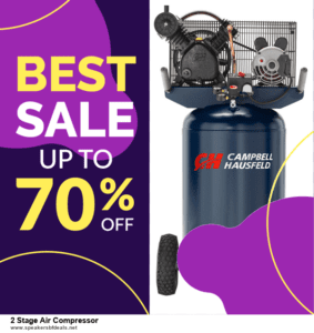 Top 5 Black Friday 2020 and Cyber Monday 2 Stage Air Compressor Deals [Grab Now]