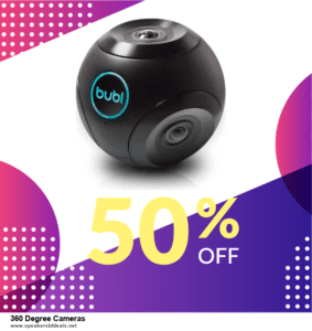 7 Best 360 Degree Cameras After Christmas Deals [Up to 30% Discount]