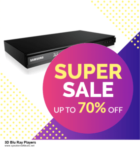 13 Best After Christmas Deals 2020 3D Blu Ray Players Deals [Up to 50% OFF]