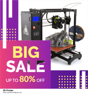 Top 5 Black Friday and Cyber Monday 3D Printer Deals 2020 Buy Now