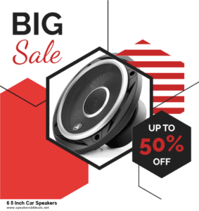 Top 10 6 5 Inch Car Speakers After Christmas Deals