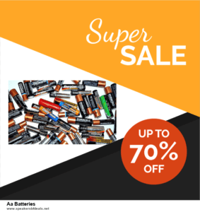 7 Best Aa Batteries After Christmas Deals [Up to 30% Discount]
