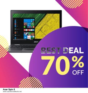 7 Best Acer Spin 5 Black Friday 2020 and Cyber Monday Deals [Up to 30% Discount]