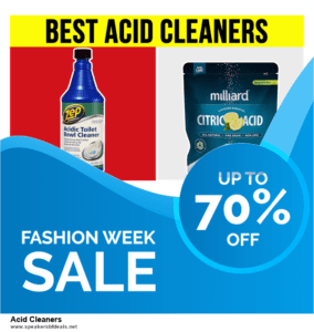9 Best Acid Cleaners After Christmas Deals Sales