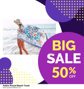 Top 10 Adairs Round Beach Towel After Christmas Deals