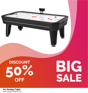 9 Best Air Hockey Table Black Friday 2020 and Cyber Monday Deals Sales