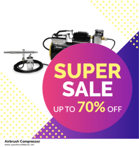 Top 5 Black Friday and Cyber Monday Airbrush Compressor Deals 2020 Buy Now