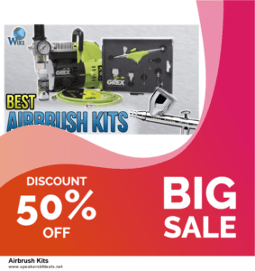 13 Exclusive After Christmas Deals Airbrush Kits Deals 2020