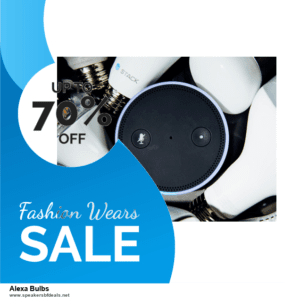10 Best After Christmas Deals  Alexa Bulbs Deals | 40% OFF
