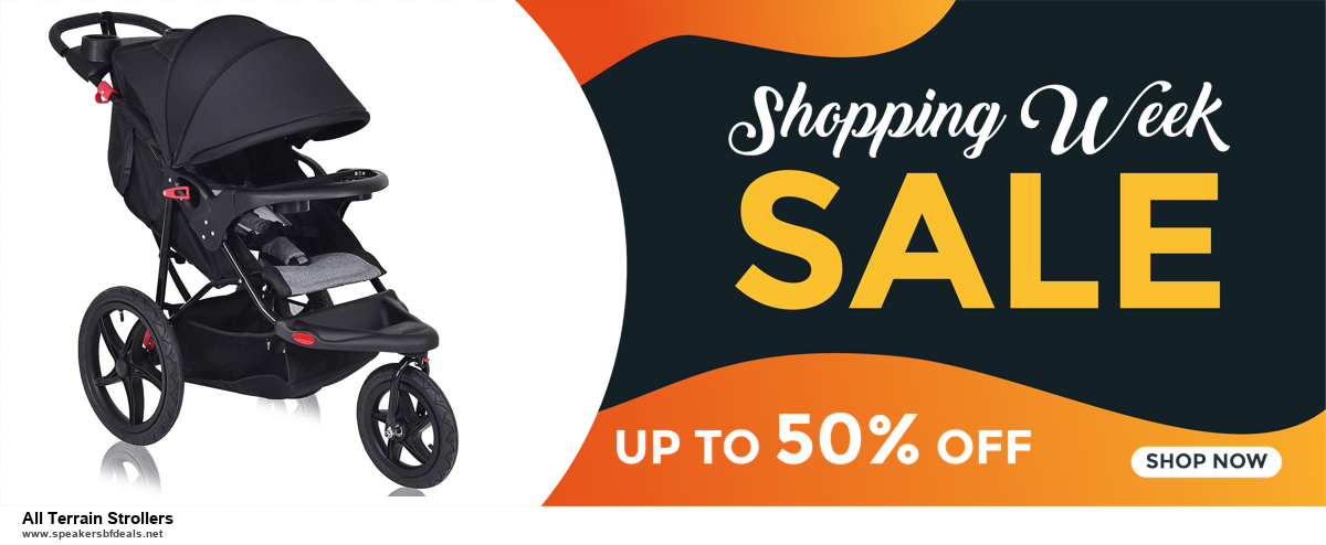 10 Best Black Friday 2020 and Cyber Monday All Terrain Strollers Deals | 40% OFF