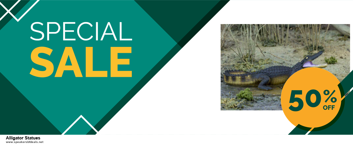 Grab 10 Best Black Friday and Cyber Monday Alligator Statues Deals & Sales