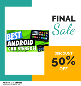 5 Best Android Car Stereos After Christmas Deals & Sales