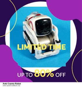 7 Best Anki Cozmo Robot After Christmas Deals [Up to 30% Discount]