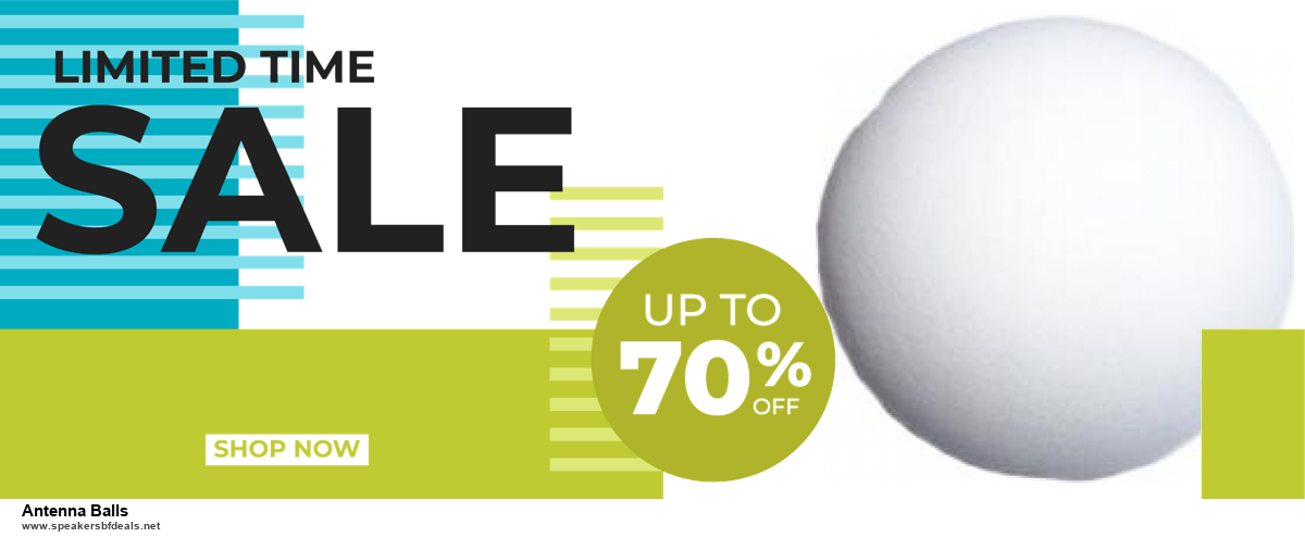 Top 5 Black Friday and Cyber Monday Antenna Balls Deals 2020 Buy Now