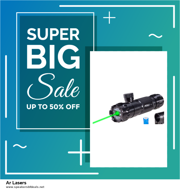 Top 5 Black Friday 2020 and Cyber Monday Ar Lasers Deals [Grab Now]