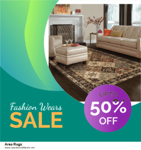 List of 6 Area Rugs After Christmas DealsDeals [Extra 50% Discount]