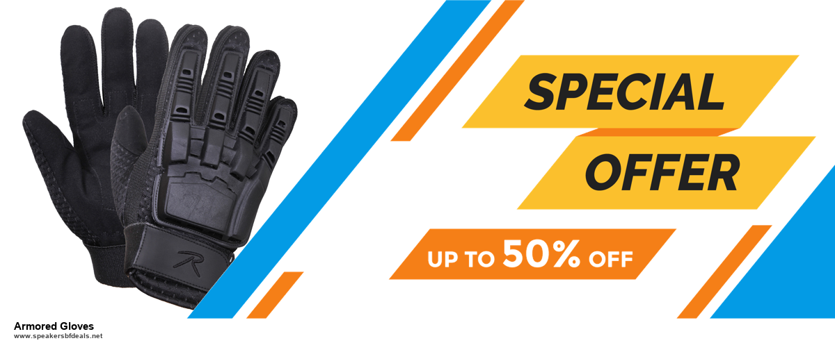 13 Exclusive Black Friday and Cyber Monday Armored Gloves Deals 2020