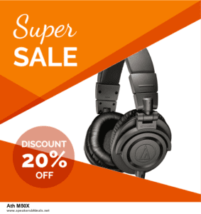 9 Best After Christmas Deals Ath M50X Deals 2020 [Up to 40% OFF]