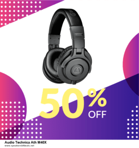 List of 6 Audio Technica Ath M40X After Christmas DealsDeals [Extra 50% Discount]
