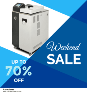 List of 6 Autoclaves After Christmas DealsDeals [Extra 50% Discount]