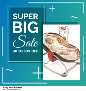 13 Best Black Friday and Cyber Monday 2020 Baby Auto Rockers Deals [Up to 50% OFF]