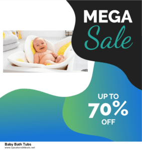 Top 10 Baby Bath Tubs Black Friday 2020 and Cyber Monday Deals