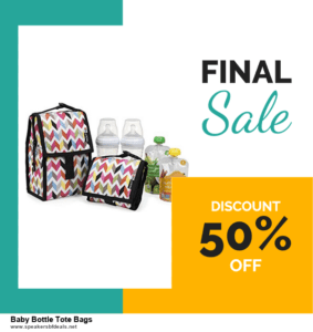 Top 5 Black Friday 2020 and Cyber Monday Baby Bottle Tote Bags Deals [Grab Now]