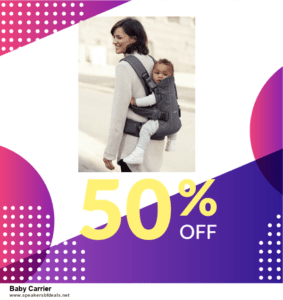 Top 5 Black Friday and Cyber Monday Baby Carrier Deals 2020 Buy Now