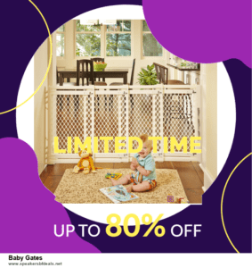 10 Best Baby Gates Black Friday 2020 and Cyber Monday Deals Discount Coupons