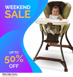 5 Best Baby High Chairs After Christmas Deals & Sales