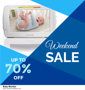 10 Best Black Friday 2020 and Cyber Monday  Baby Monitor Deals | 40% OFF