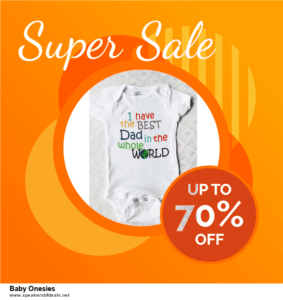 13 Exclusive Black Friday and Cyber Monday Baby Onesies Deals 2020