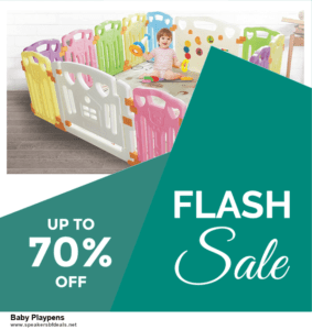 9 Best Baby Playpens Black Friday 2020 and Cyber Monday Deals Sales