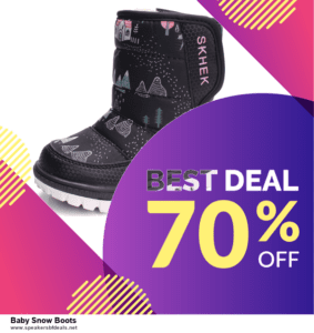 Top 11 Black Friday and Cyber Monday Baby Snow Boots 2020 Deals Massive Discount