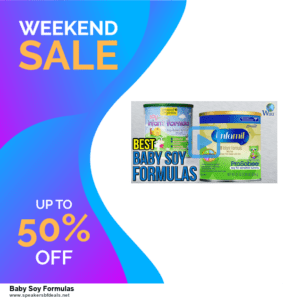 Top 5 Black Friday 2020 and Cyber Monday Baby Soy Formulas Deals [Grab Now]
