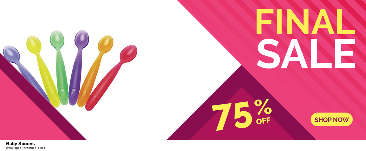 9 Best Black Friday and Cyber Monday Baby Spoons Deals 2020 [Up to 40% OFF]