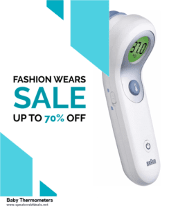 List of 6 Baby Thermometers Black Friday 2020 and Cyber MondayDeals [Extra 50% Discount]