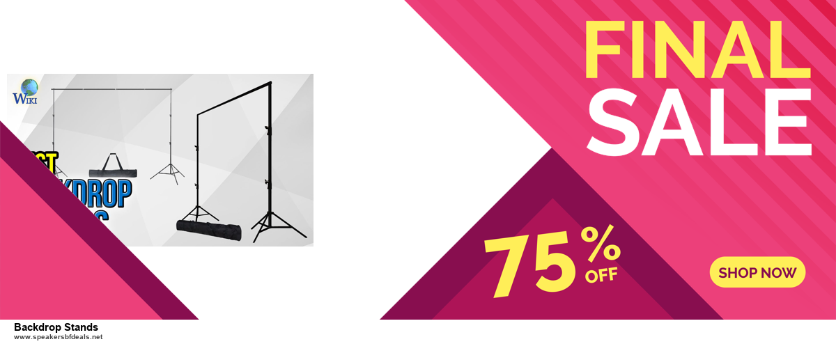 10 Best Backdrop Stands Black Friday 2020 and Cyber Monday Deals Discount Coupons