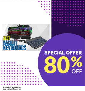 7 Best Backlit Keyboards After Christmas Deals [Up to 30% Discount]