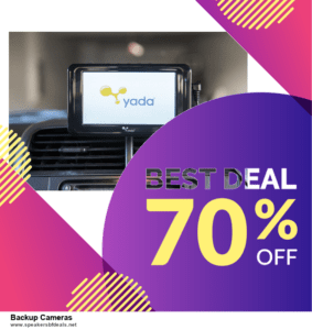 7 Best Backup Cameras After Christmas Deals [Up to 30% Discount]
