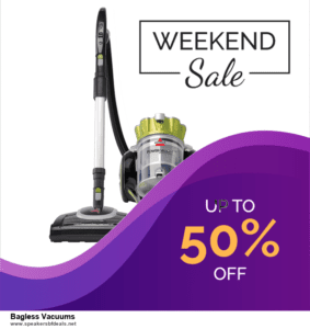 9 Best Black Friday and Cyber Monday Bagless Vacuums Deals 2020 [Up to 40% OFF]