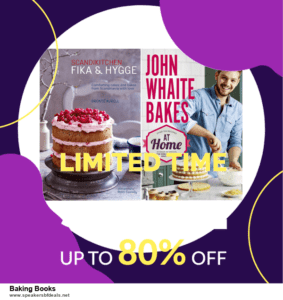 5 Best Baking Books After Christmas Deals & Sales