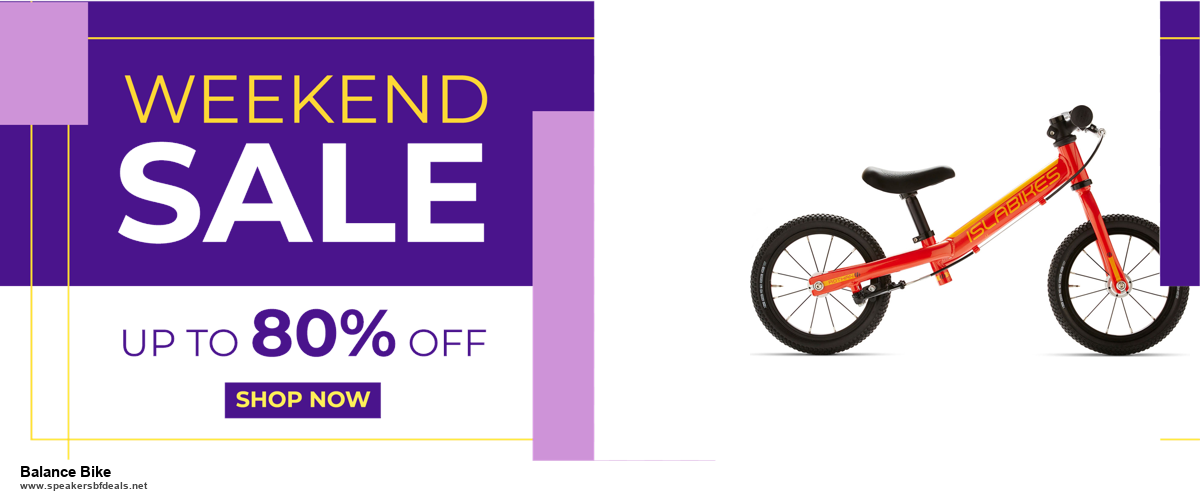 13 Exclusive Black Friday and Cyber Monday Balance Bike Deals 2020