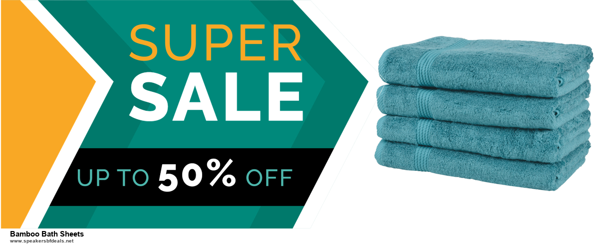 Top 11 Black Friday and Cyber Monday Bamboo Bath Sheets 2020 Deals Massive Discount